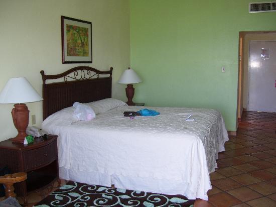 Pineapple Beach Club Antigua: ocean view room (733)