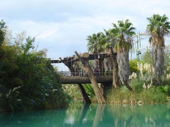 Isla Mágica: Paseo