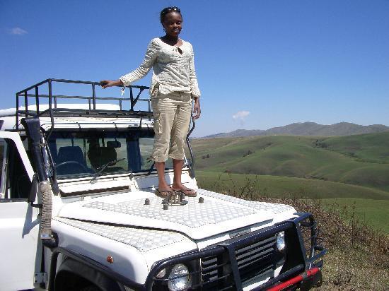 The Octagon Safari Lodge : Safaris