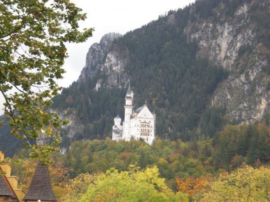 Gasthof Krone: Neuschwanstein Castle