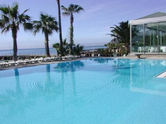 Diano Marina, Italien: piscina grande