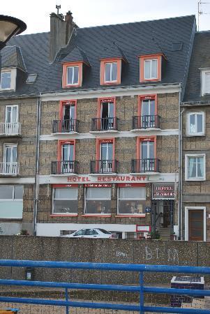 La Maison des Galets : facade cote mer