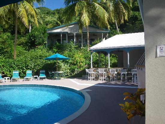Sugar Mill Hotel: our pool suite