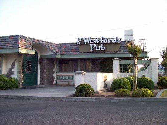 P Wexford's: The Front of Wexford's
