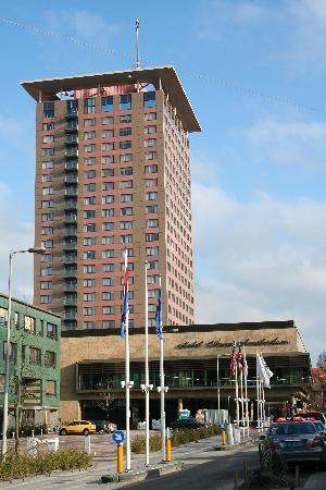 Hotel Okura Amsterdam : hotel