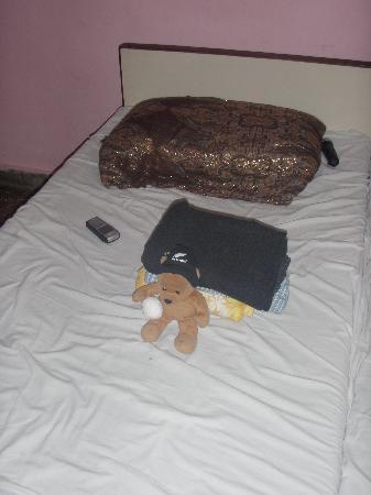 Hotel Namaskar: bedroom