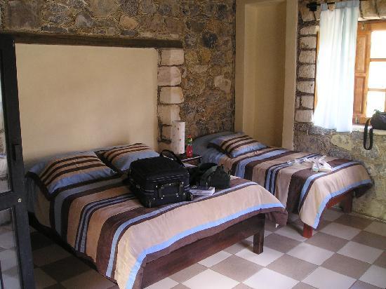 Refugio Romano: Nuestro cuarto
