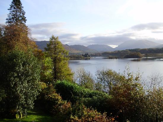 Loch Awe Hotel: Beat that for a view