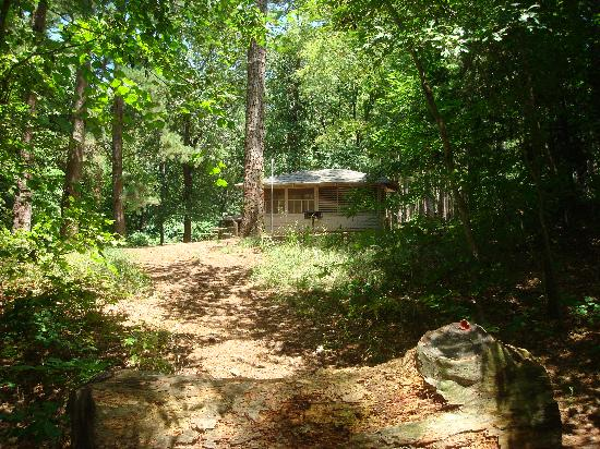 Tyler State Park: Shelters