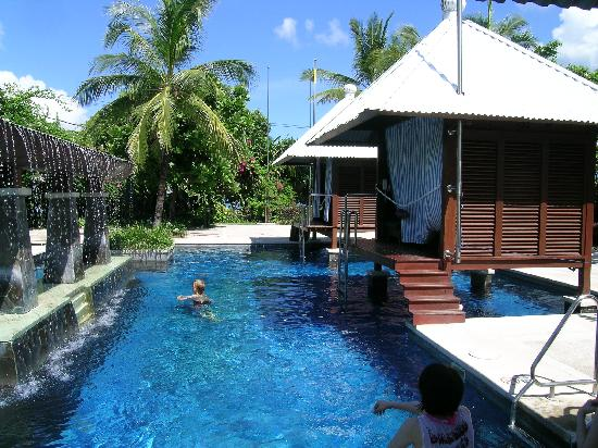 The Swimming Pool Picture Of Hard Rock Hotel Bali Kuta Tripadvisor