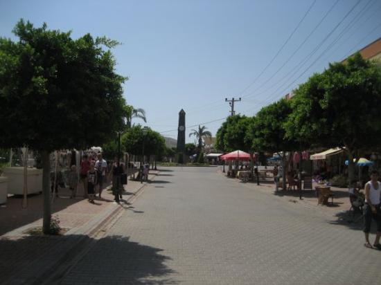 Avsallar, Turquía: Gågaden