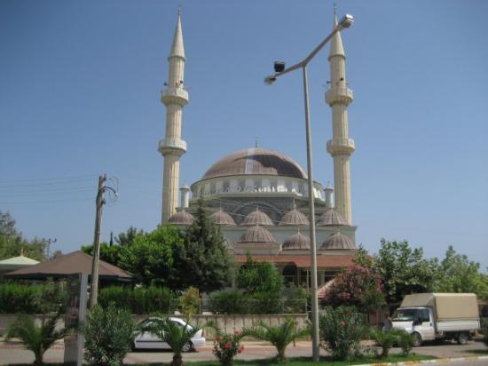 Avsallar, Turquía: Moskenen