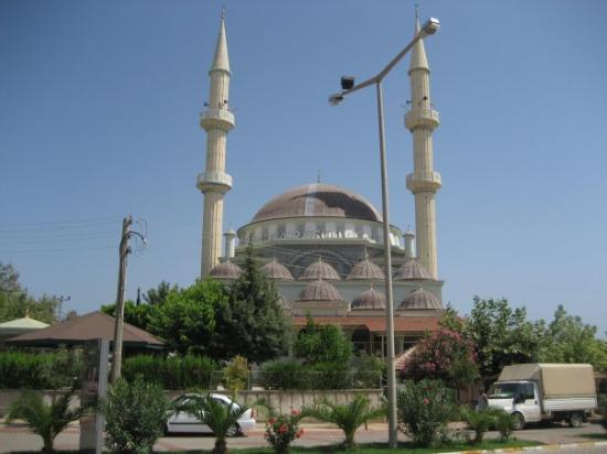 Avsallar, Tyrkiet: Moskenen