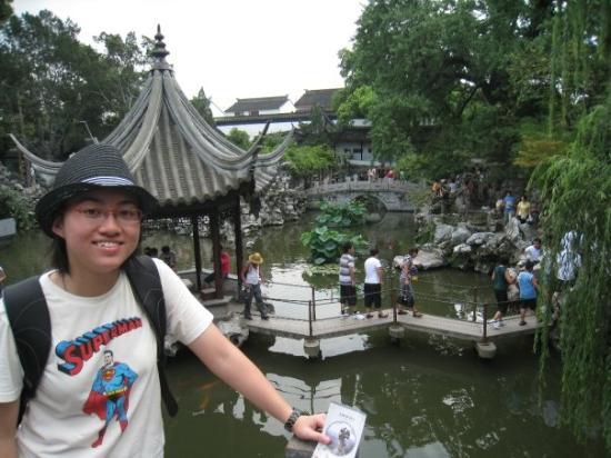 Lion Forest Garden: The Lion Grove Garden / Shizilin (狮子林), Suzhou (蘇州), China.