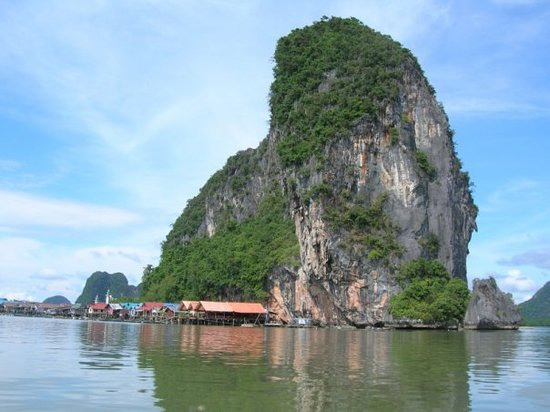 Baie de Phang Nga ( James Bond Island)