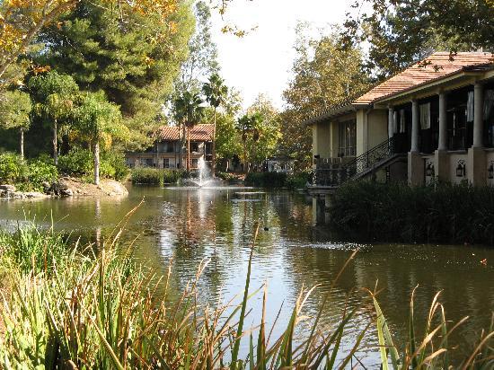 Westlake Village Inn: hotel