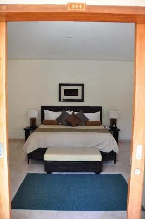 Asri Jewel Villas & Spa: the downstiars bedroom