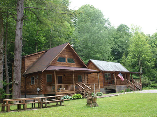Morgantown, WV: Main Cabins