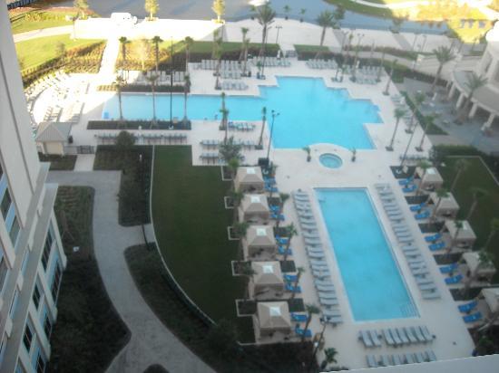 Waldorf Pool View Picture Of Waldorf Astoria Orlando Orlando Tripadvisor