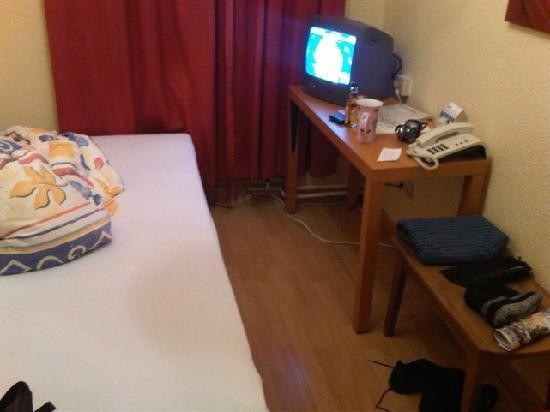 Hotel Im Kupferkessel: Single room at 72euro for 3D2N