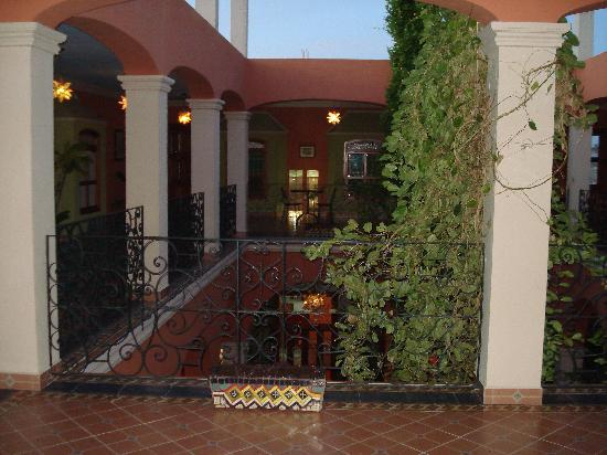 Hotel Casa San Angel: SECOND FLOR