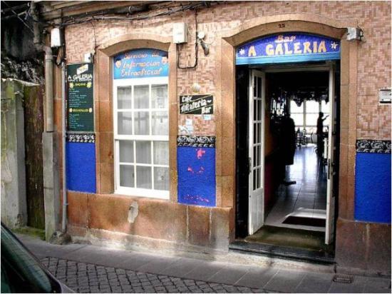 Finisterre, España: Bar A GALERIA de Fisterra