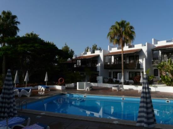 Playa de Santiago, Spanien: Family area Hotel Jardin Tecina