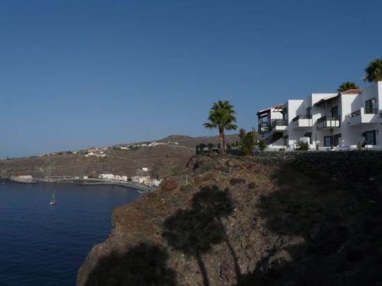 Playa de Santiago, Spanien: One of the beautifull views at Hotel Jardin Tecina
