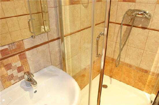Acme Hotel on Malaya Morskaya: econom room bathroom