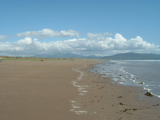 Mallow, Ierland: Inch Beach Dingle Penninsular