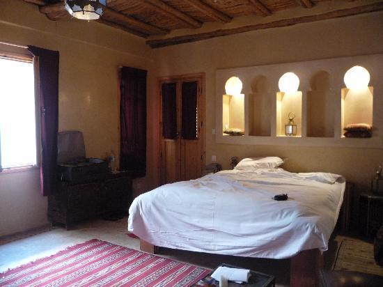 Riad Chbanate: Otra perspectiva de mi habitación