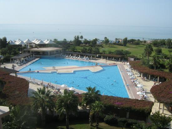 Hotel Riu Kaya Belek: view