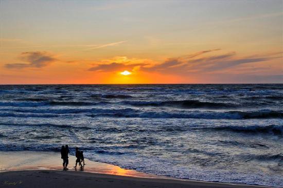 Rowy, Polandia: Strand