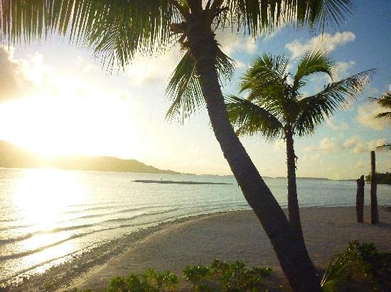 Four Seasons Resort Bora Bora: Sunset