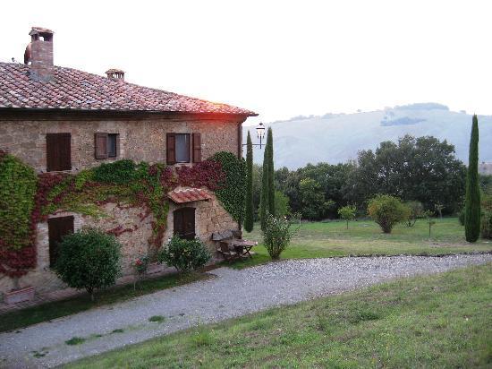 Monticchiello, Włochy: Le Macchie