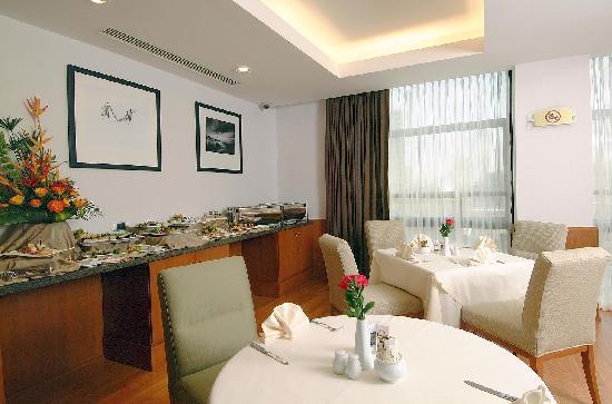 Hotel Oro Verde Guayaquil: Oro Verde Premium Floor Lounge