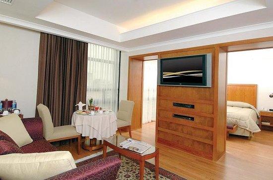 Hotel Oro Verde Guayaquil: Premium Floor Junior Suite