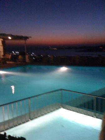 Sunset View: Couche du soleil magnfique. Ca c'est evident !