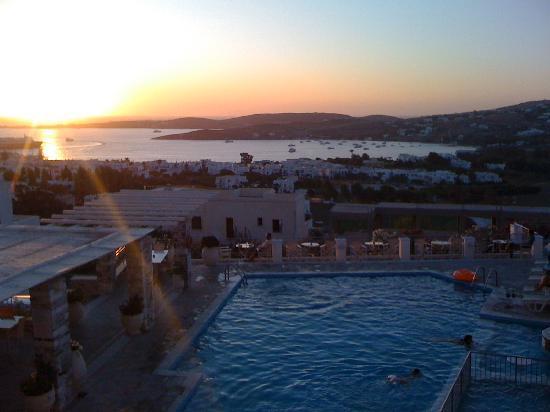 Sunset View: Le coucher du soleil...encore