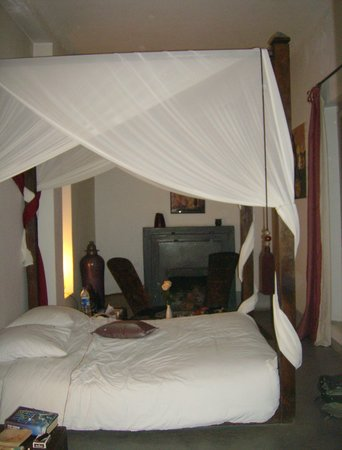 Ryad des Eaux: Our room
