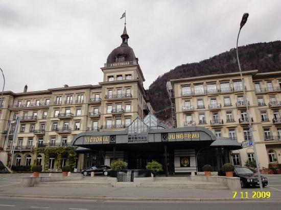 Victoria Jungfrau Grand Hotel Spa