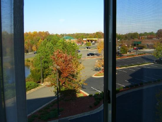 Fairfield Inn & Suites Richmond Short Pump/I-64: View from window (3rd floor)