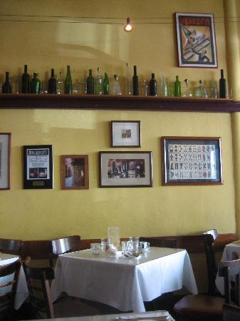 L'Osteria del Forno : dining room