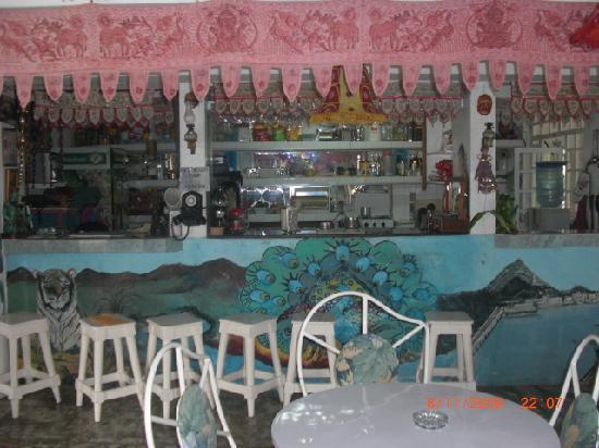 Fior di Loto Hotel: the coffee shop