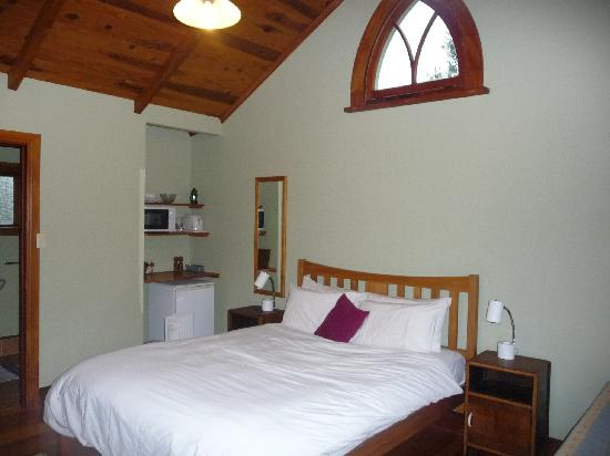 The Church Accommodation: Inside our cottage