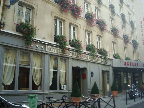 Hotel Central Saint Germain: Facade