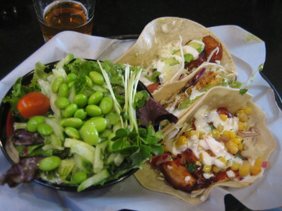 Pacific Catch : fish tacos