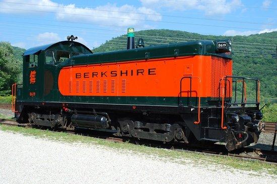 Berkshire Scenic Railway Museum
