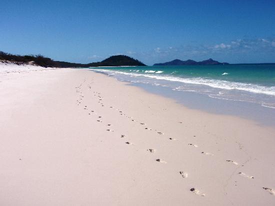 Whitehaven Beach: Pristine