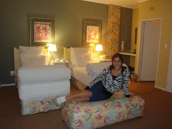 Liz at Lancaster Guesthouse: Yellow Cottage - Bedroom